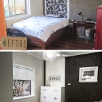 Bedroom - Before & After