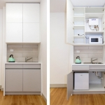 Custom-Designed Kitchenette