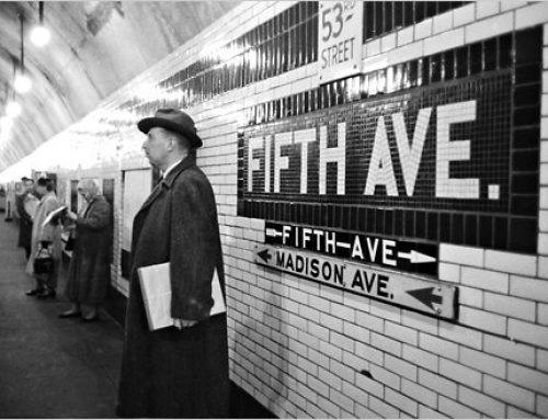 Subway Tiles. From NY to your home, with no scheduled stops.